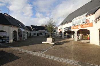 Centre commercial du Trégor